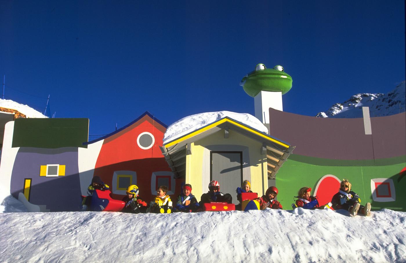 Ski Amade 0206 Hus