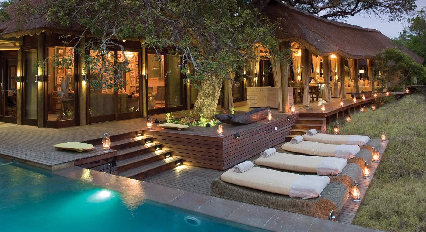 Luksus Safari I S R Afrika Reiseliv