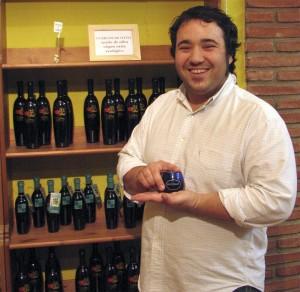 Somontano Vin og Mat 0701 Olivenolje