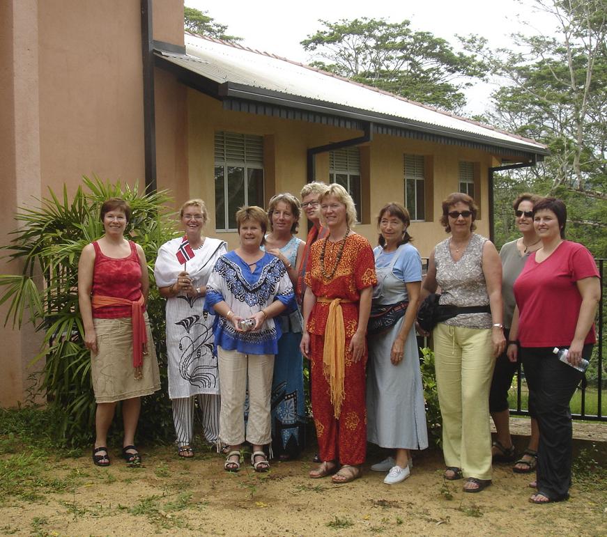 Sri lanka Tsunami Jomfrureiser 07-12 Gjeng