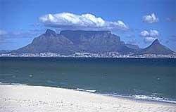 Start Sør-Afrika på Table Mountain 4