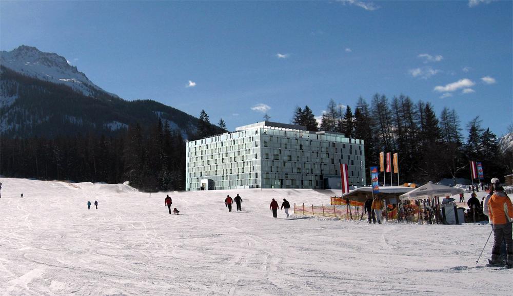 Tirol Høstguide A 2007 Cube Hotel