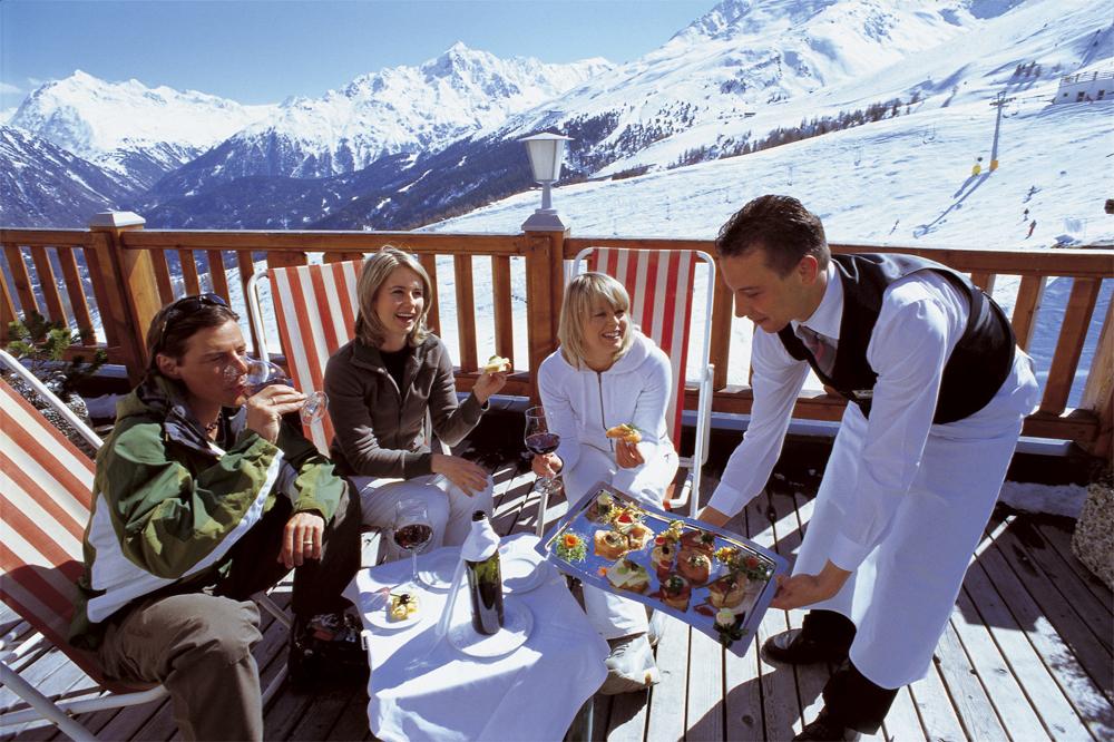 Tirol Høstguide B 2007 Servering