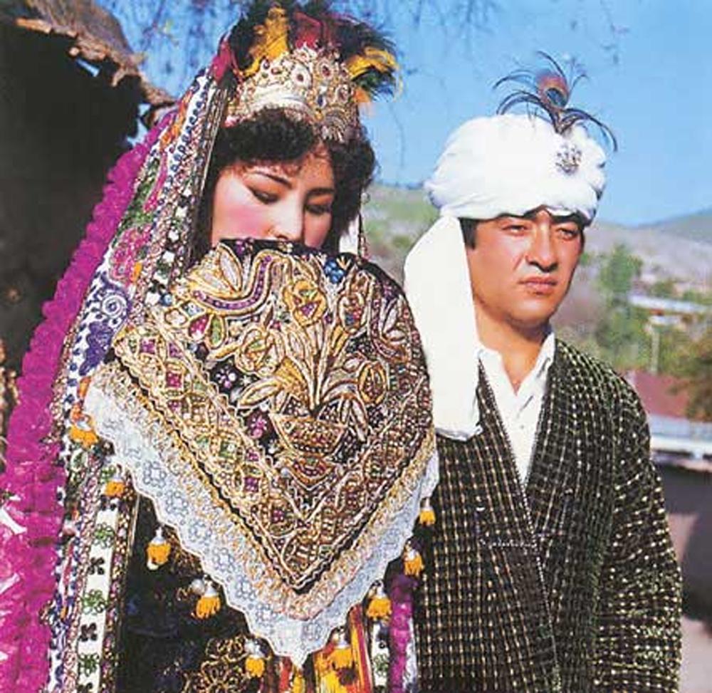 Uzbekistan Eventyrlige 0701 Par