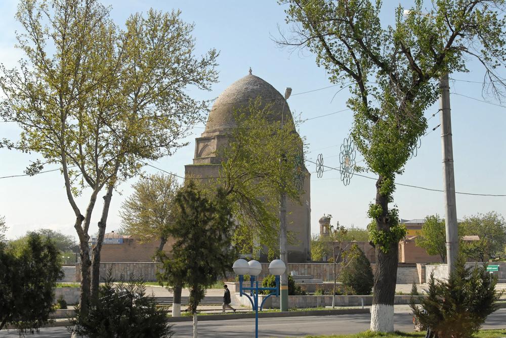 Uzbekistan Eventyrlige 0701 Samarkan