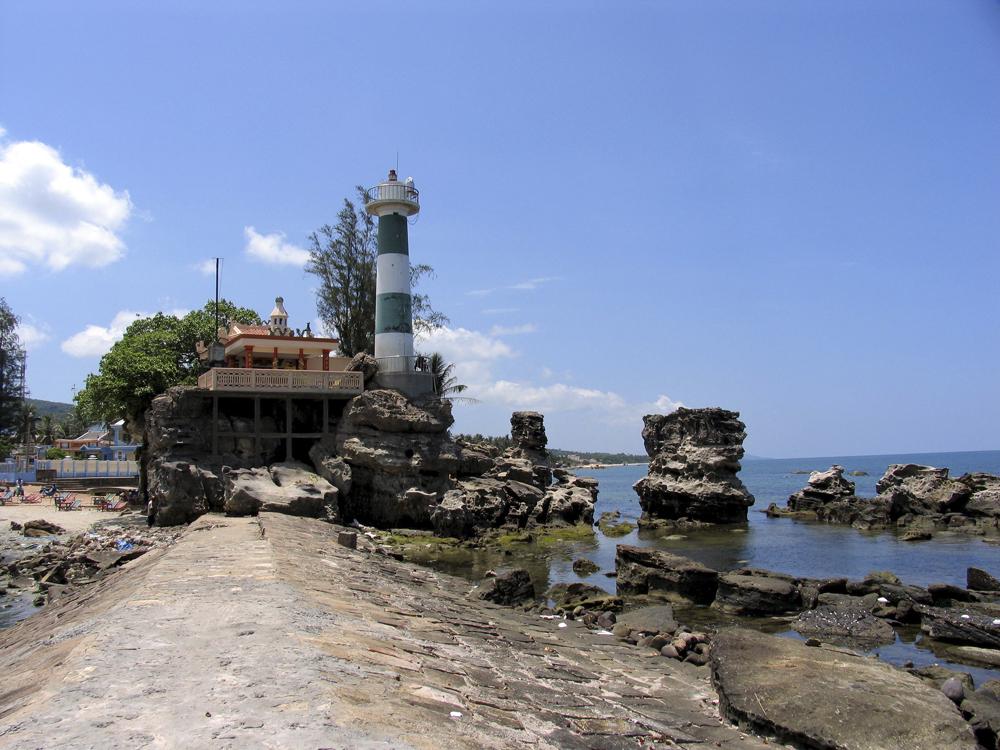 Vietnam Sør-Nord 0801 Fyrtårn