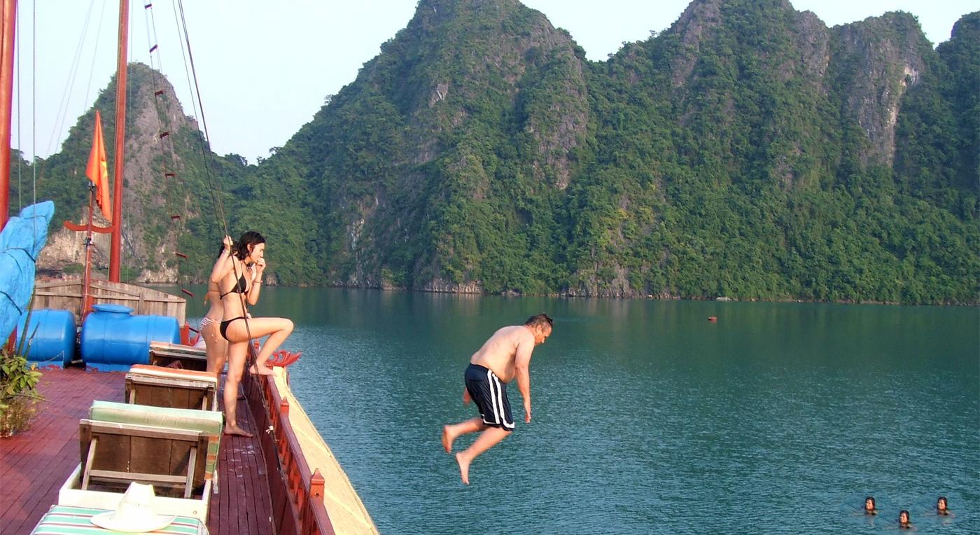 Vietnam Sør-Nord 0801 Hoved