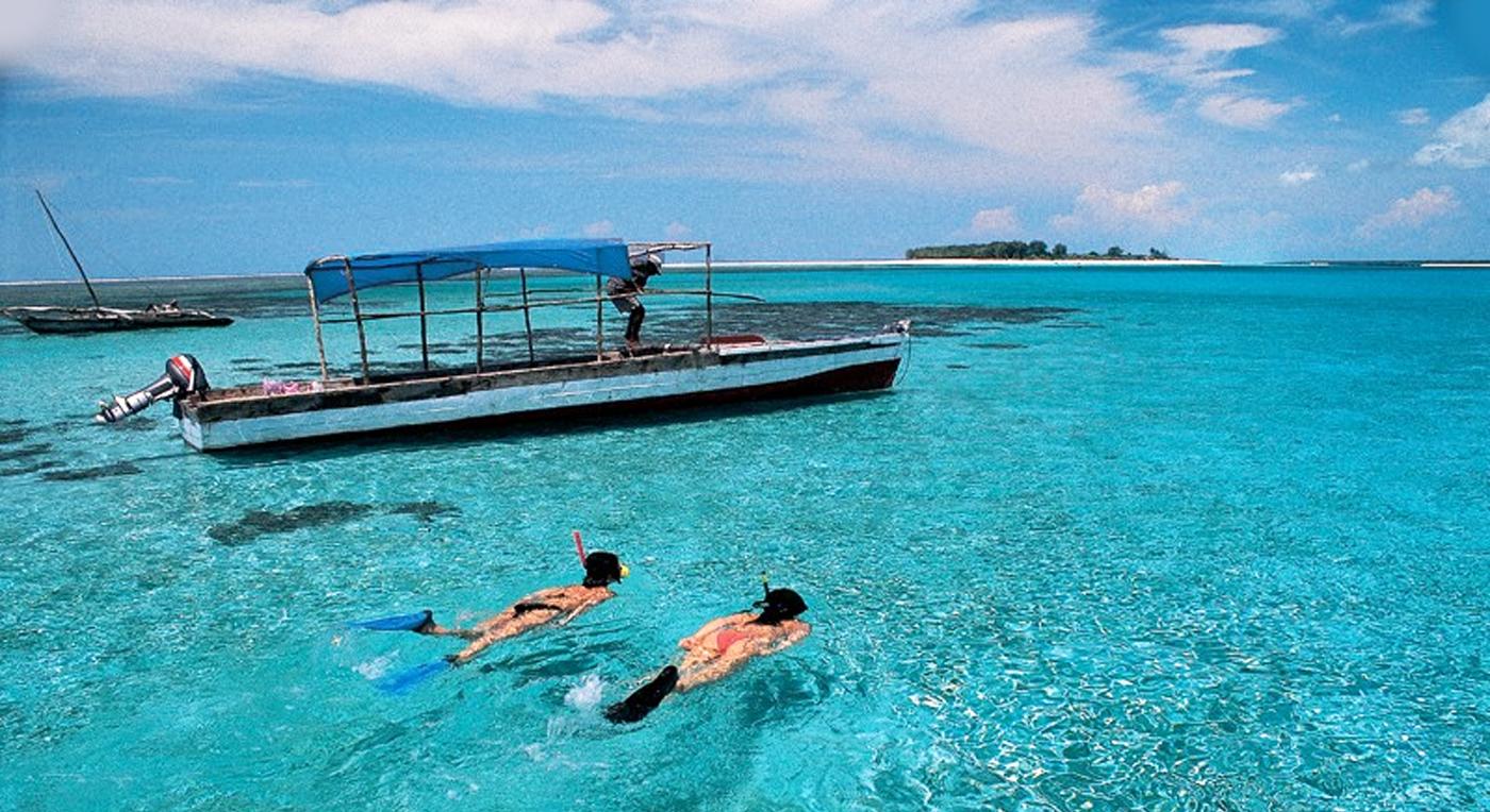 Zanzibar Dette kan du gjøre 0901 Hoved