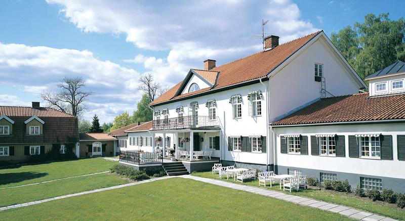 Friibergh Herrgård med historie fra 1300-tallet