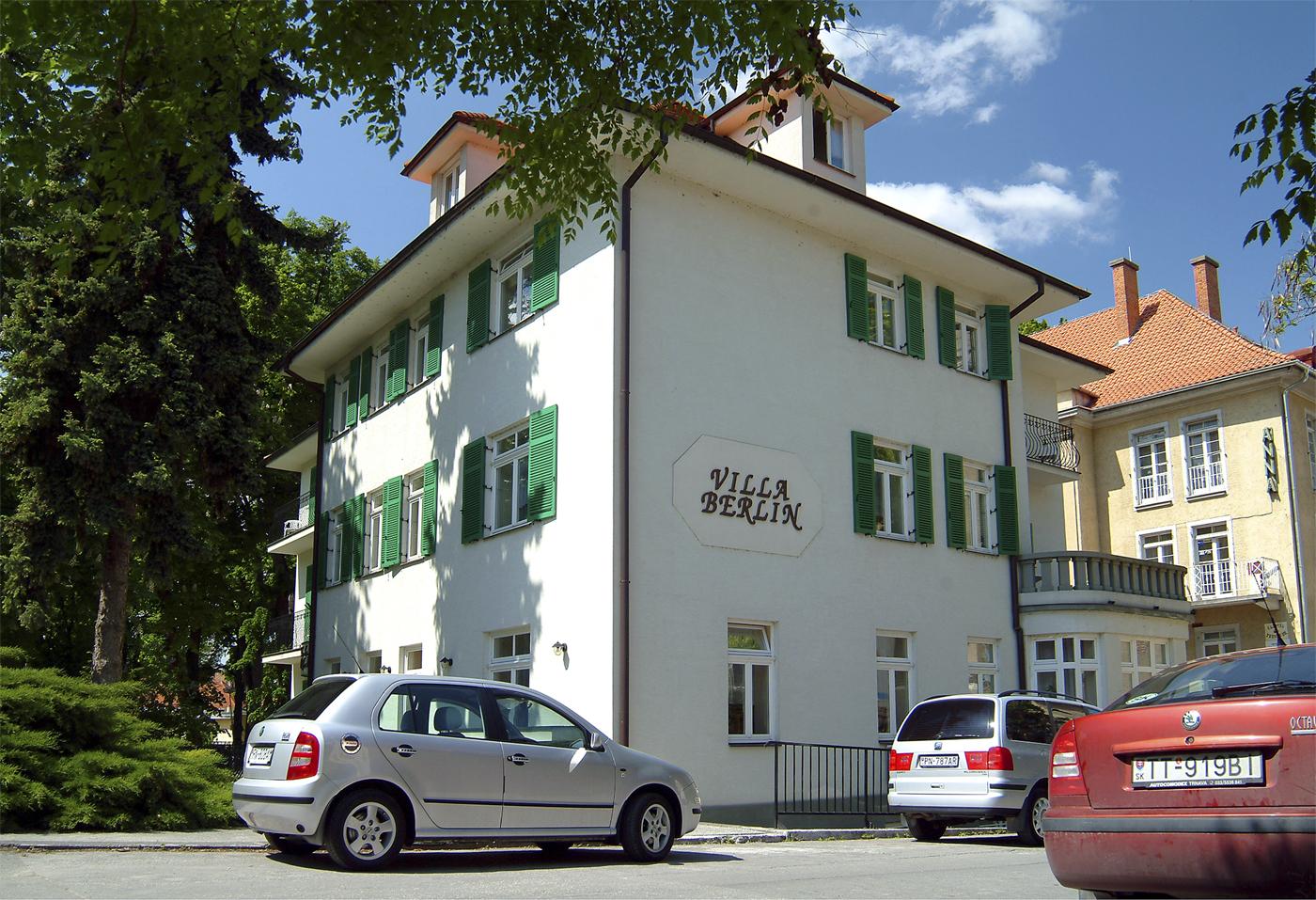 Helsetilbud i Slovakia