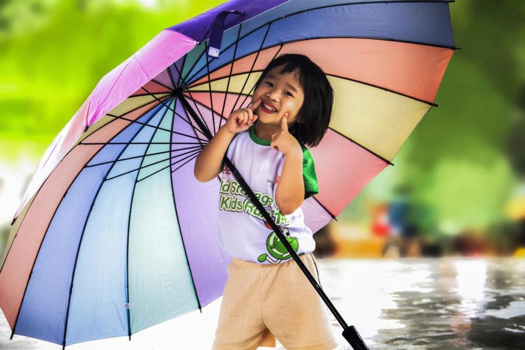 regn sol værkart thailand