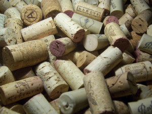 Vinkorker lages kun fra korktrær som er minst 40 år gamle.