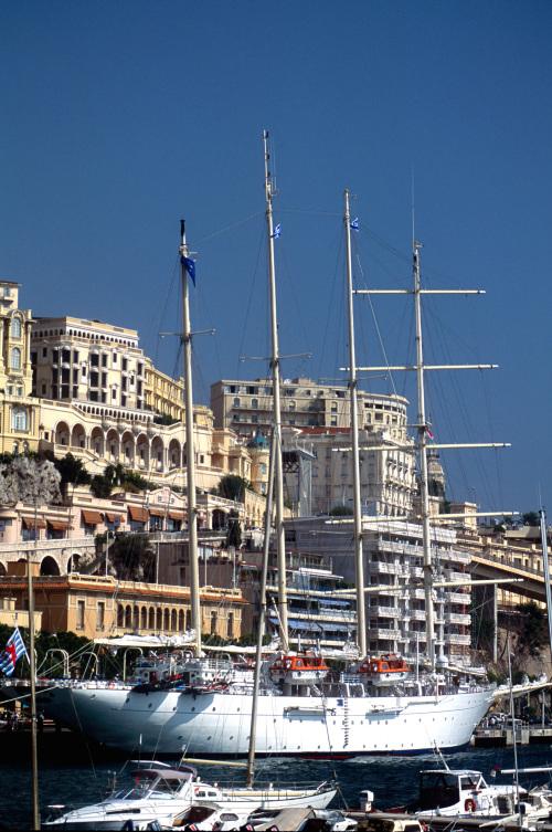 Clipper i Monaco.