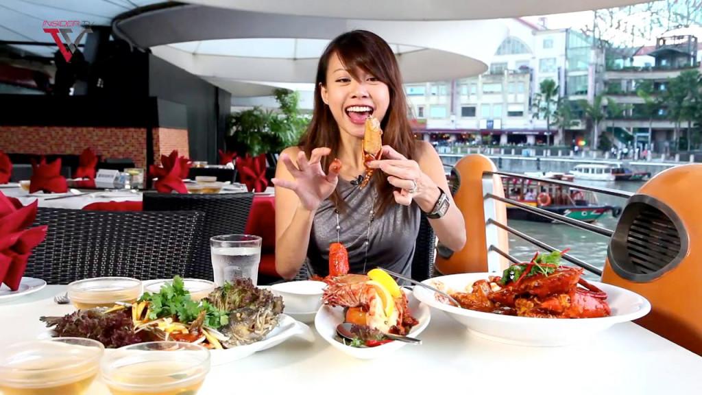 Du trenger aldri å gå sulten i den asiatiske storbyen.