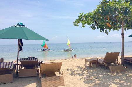 Stranden ved hotellet strekker seg fem kilometer. Strandpromenaden mellom hotellene og stranden er også utmerket for jogging, sykling eller bare en gåtur.