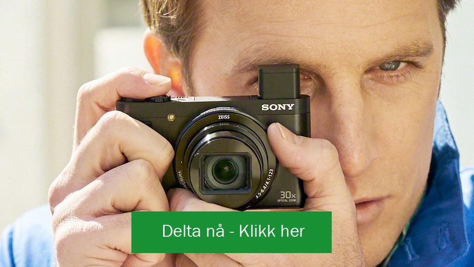 Sony fotokonkurranse Deltaknapp
