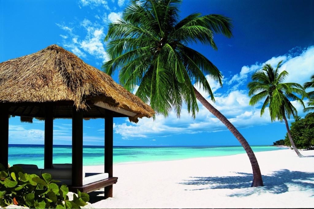 Punta Cana regnes som den lekreste stranden på denne øya i Karibien.