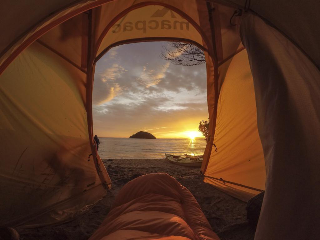 Ta livet med ro. Foto: Kyle Te-kiwi fra New Zealand