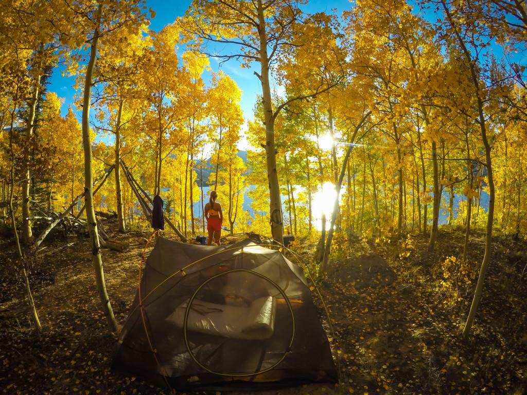 Vakre høstfarger med GoPro. Foto: Kyle Te-kiwi fra New Zealand
