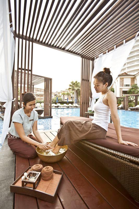 Behagelig ferie - wellness på Koh samui.