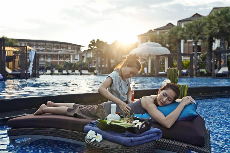 Thailand er kjent for siner mange og eksklusive wellness-muligheter. Også på Koh Samui.