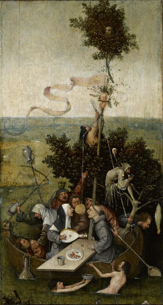 Narrenes skip fra 1495.