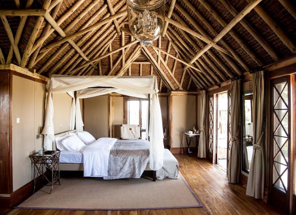 Mange fascinerende og unike rom i Kenyas lodger.
