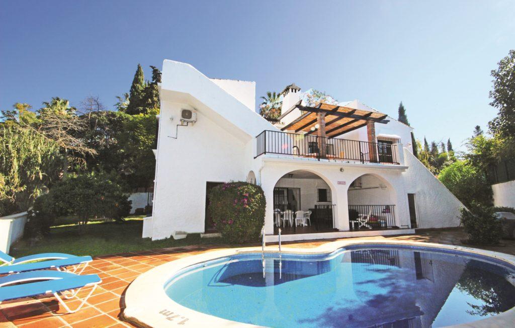 Marbella: Lekkert hus i Costa Del Sol, Marbella. Foto: Novasol