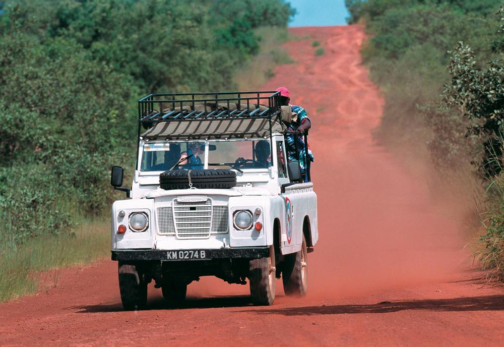 Les mer om nasjonalparker i Gambia på Goafrica.no