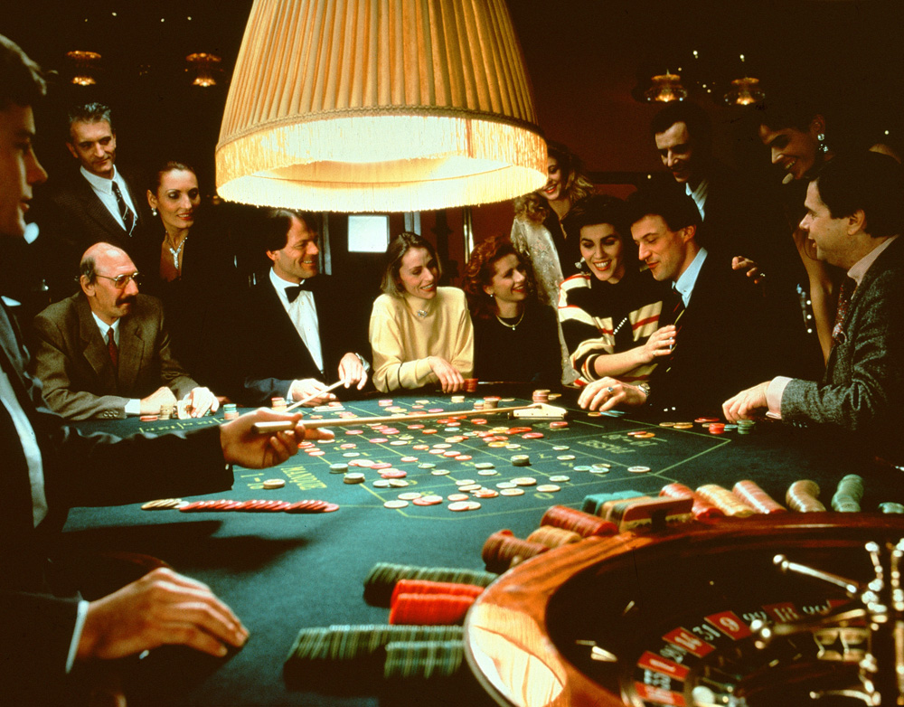 Det er kasinoer på de fleste vintersportsteden i Østerrike.