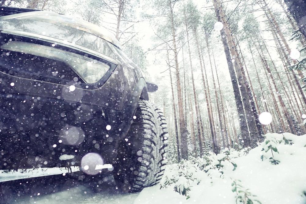 Du bør dessuten sørge for å bestille snøkjettinger før du drar, noe som er påkrevd å ha med i bilen når du kjører i Alpene.