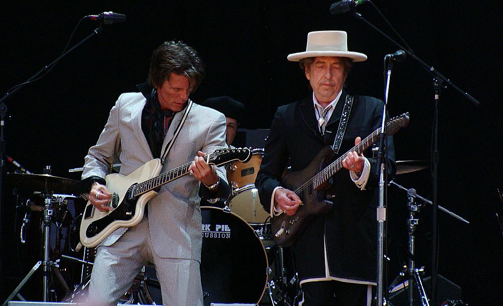 """Bob Dylan, kjent og kjær for flere generasjoner, har gjort flere """"måneferder"""". Foto: Alberto Cabello"""