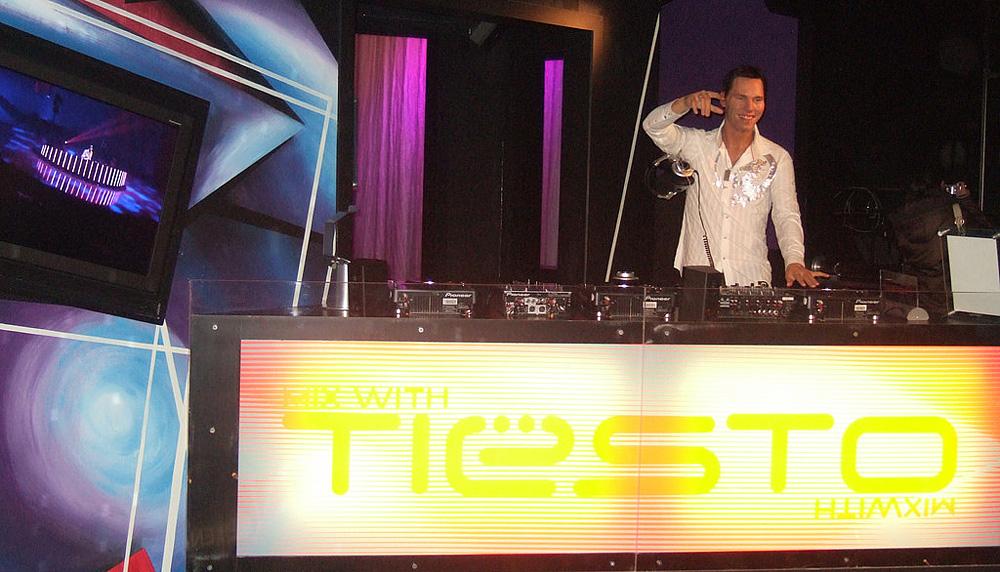 Tiësto kommer til Stavanger 5. mai Foto: Ben Sutherland