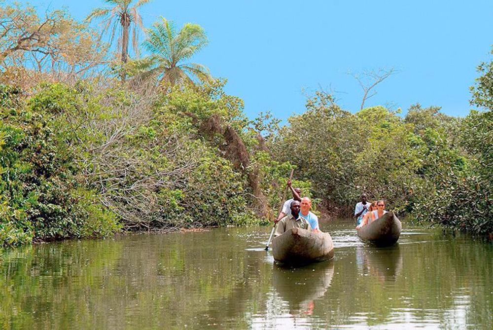 Gambia byr på flotte naturopplevelser, fargerike kulturer og fascinerende historie