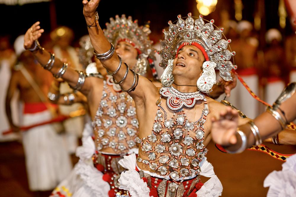Sri Lanka har en fargerik og spennende kultur på mange plan.