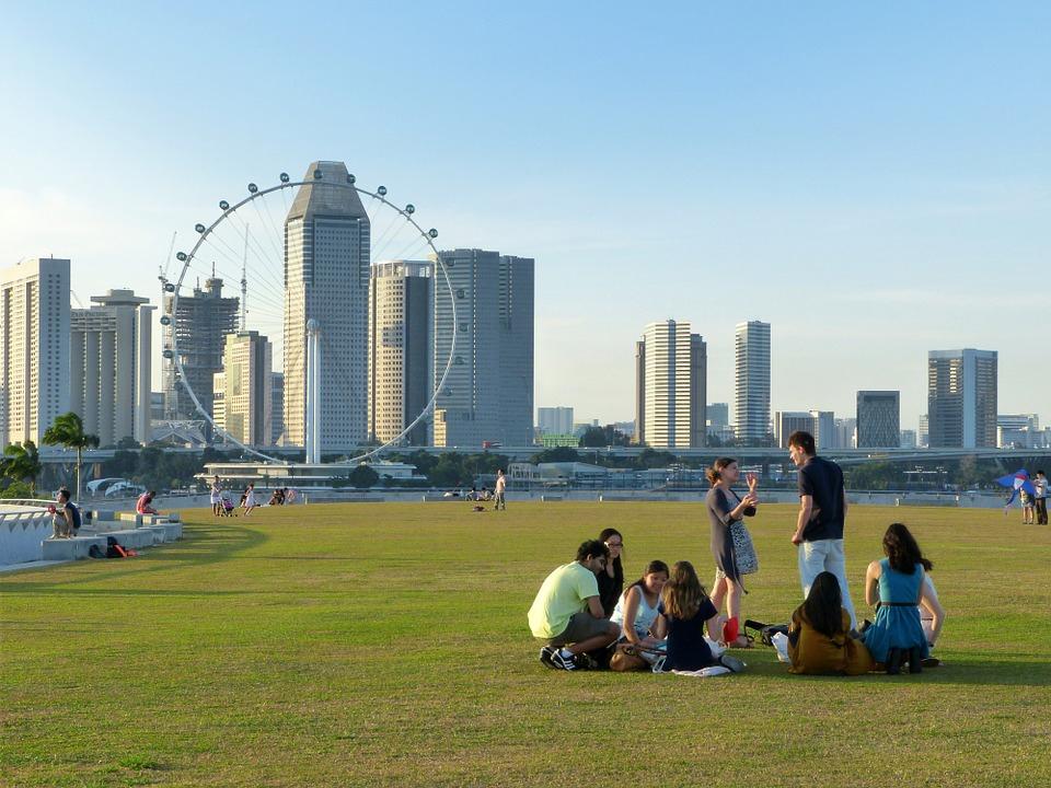 Singapore, gjestfrihet