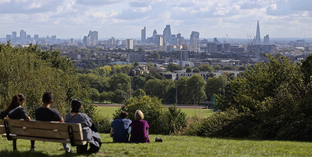 London utenfor turisttråkket