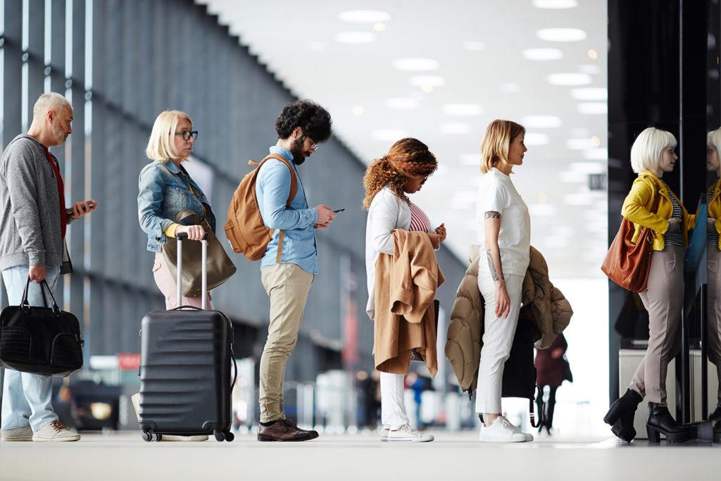 flypassasjerer erstatning
