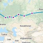 2019-08-07 Transsibirske kart