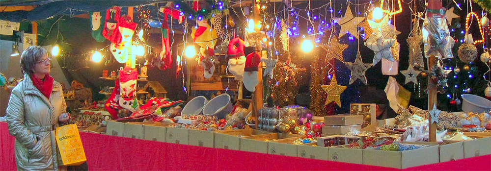 Spanias beste julemarkeder