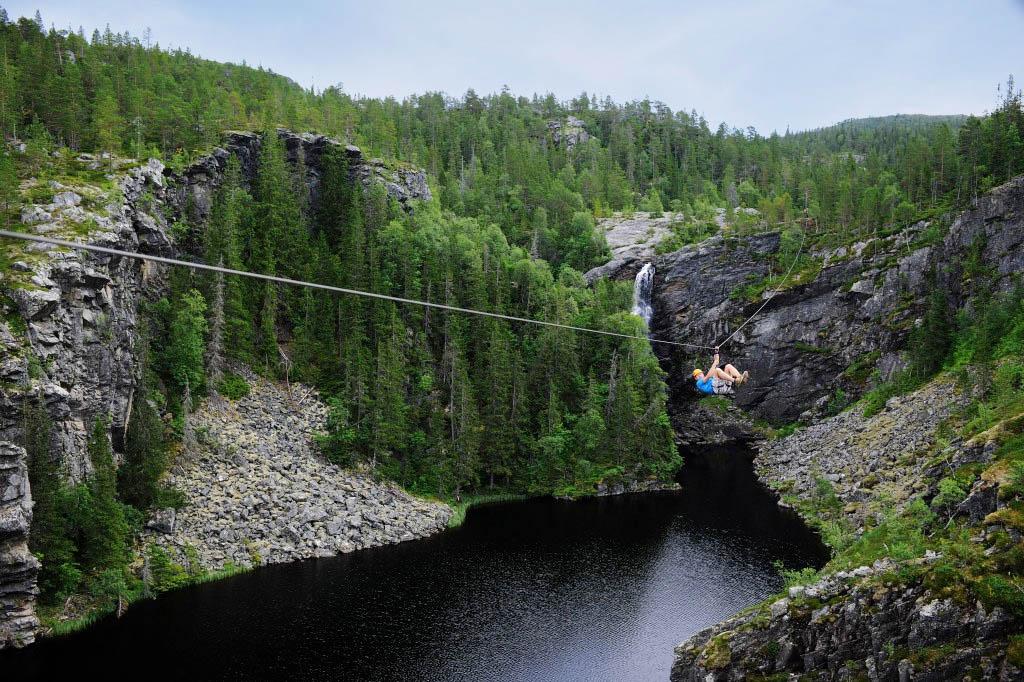Sommerferie i Trøndelag