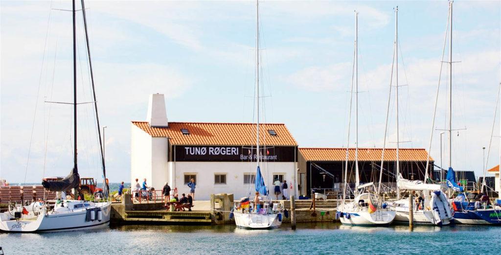 Ferie på Tunø