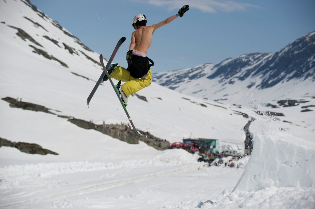 Skiføre i Norge