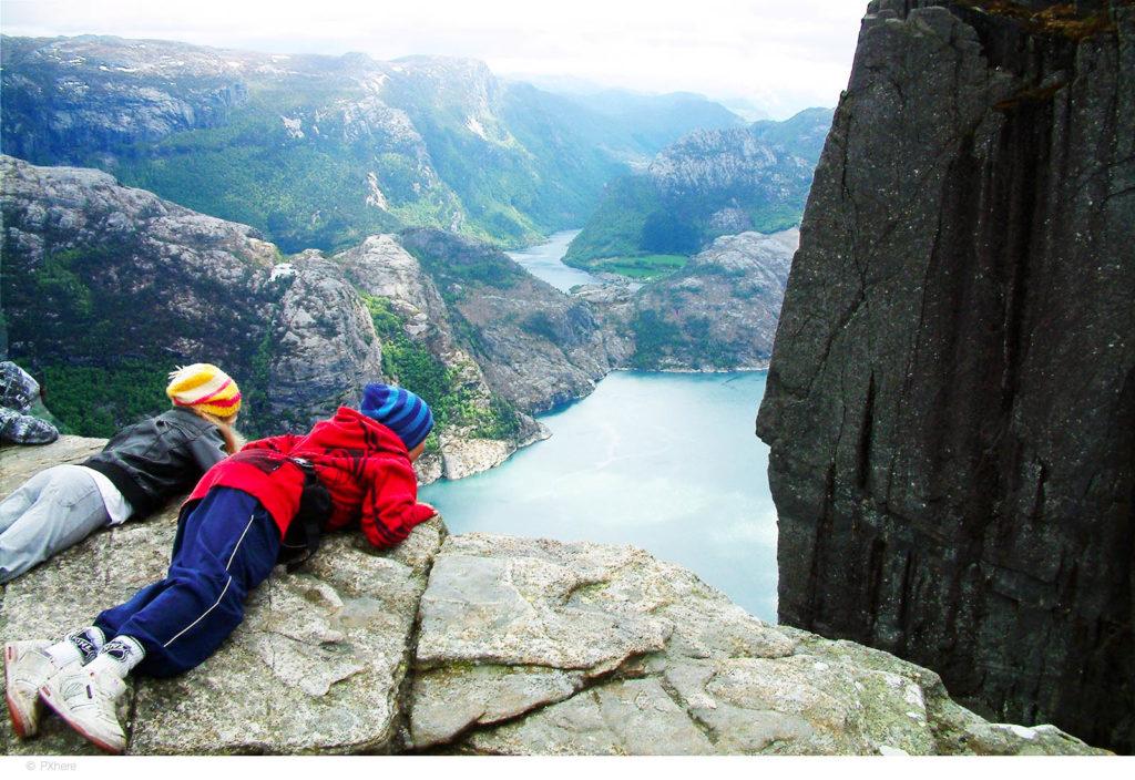 Norgesferie med mange muligheter