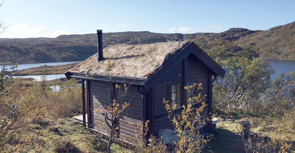 Norgesferie på gratis hytter