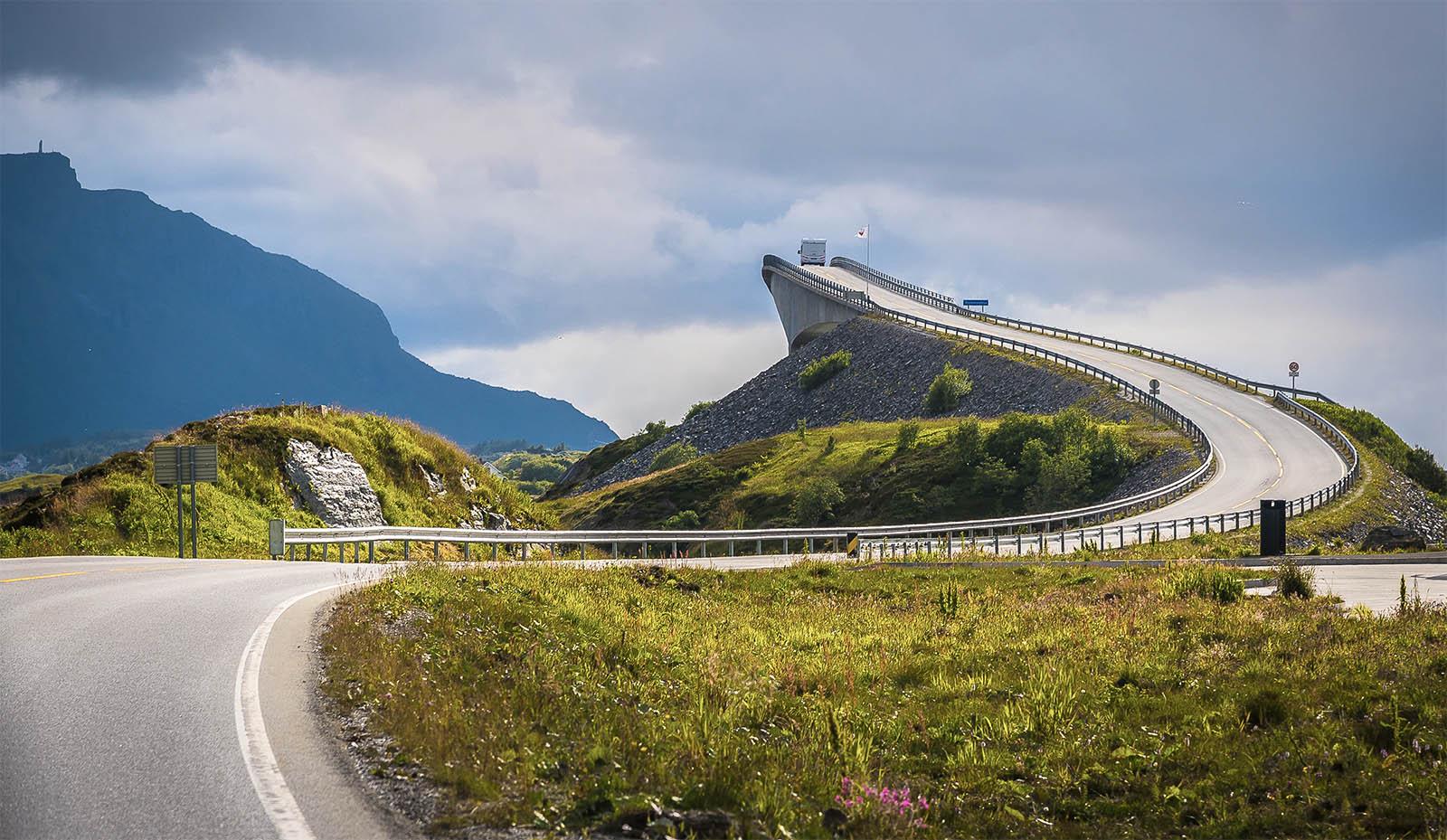 Bilferie i Norge