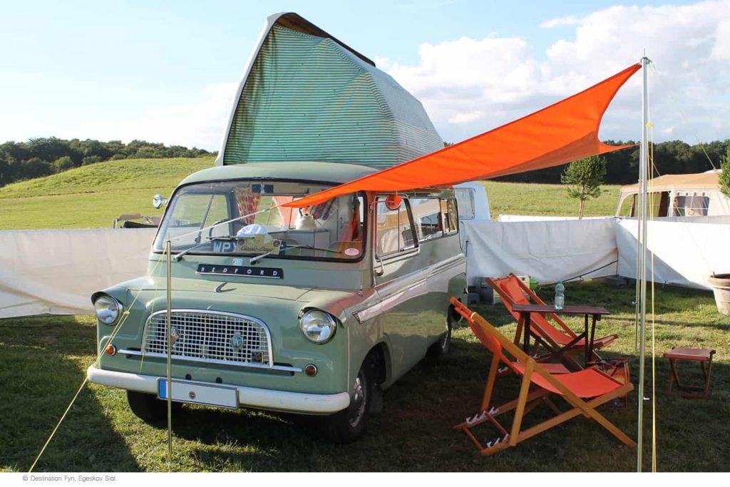 retro campingvogner